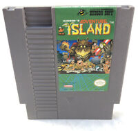 Adventure Island (Nintendo NES, 1988) NES Cart Only Tested Works Great
