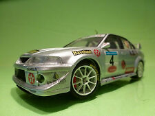 KIT (BUILT) TAMIYA 1:24 MITSUBISHI LANCER EVO - RARE SELTEN - GOOD CONDITION  :