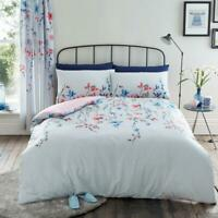 Luxury Erika Duvet Cover Bedding Set with Pillow Cases, All Sizes