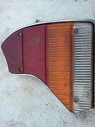 Jaguar Vanden Plas 1985-88 V12 Right Tail light