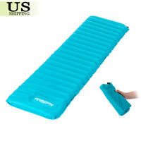 Ultralight Self-Inflating Air Mat Mattress Portable Camping Sleeping Air Bed Pad