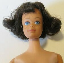 Vintage 60s Barbie friend MIDGE S/L brunette Doll nude