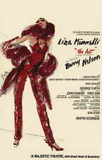 ACT, THE (BROADWAY) Movie POSTER 27x40 Liza Minnelli Barry Nelson Claudia Asbury