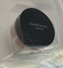 Bare Minerals ORIGINAL  Powder Foundation SPF15 Fairly Medium 05 NEW .28 oz/ 8 g