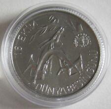 Türkei 20 Lira 1981 FAO Welternährungstag