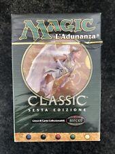 Magic the Gathering (MTG) 6. Edition STARTER