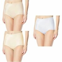 Vanity Fair Women's Smoothing Comfort Brief Panty 13261, White, Size 8.0 4gfB