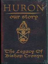 Huron Our Story The Legacy of Bishop Cronyn History Anglican Church DVD NEW
