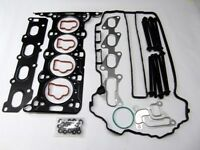 CORSA D ASTRA MERIVA TIGRA 1.2 1.4 16v Z12XEP ENGINE HEAD GASKET + HEAD BOLT SET