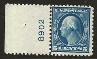 US Stamp #504~ MNH OG ~ Plate Number Single [PNS] ~ Always Free Shipping!!!