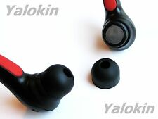 8s BLACK SMALL EARBUDS TIPS MOTOROLA S10-HD HEADSET