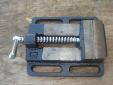 Vintage No3 Machinists Drill Press Vise Tool 3 Wide Jaw Opening