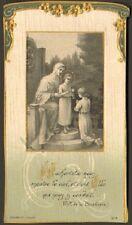 36 PAUDY IMAGE RELIGIEUSE COMMUNION ROBERT POPINEAU 1918
