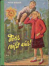 Berger, Peter – Doris reißt aus! - alter Mädchenroman - Kolibri-Bibliothek