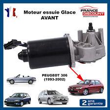 Motor Limpiaparabrisas Delantero Para Peugeot 306 Todos Modelos (1993-2001) =