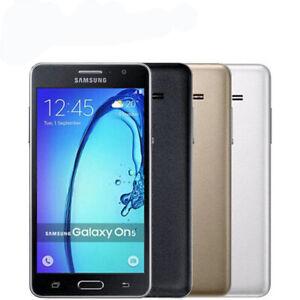 Samsung Galaxy On5 SM-G5500 Dual SIM Unlocked 1.5GB RAM 8GB ROM LTE Smartphone