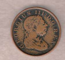 1813 George III Essequebo & Demarary One Stiver Token! ~ Good Condition!