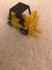 Hot Wheels 1979 Caterpillar Forklift Diecast