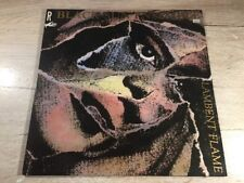 LP Black Sun Ensemble – Lambent Flame  UK VINYL 1989 Reckless Records – RECK 11