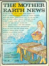 1975 Mother Earth News Magazine #34: Home Typing Business/Preserve Summer Smell