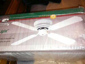 """Hampton Bay 42"""" Flush Mount Ceiling Fan, New in Box, 5 Year Hampton Bay Warranty"""