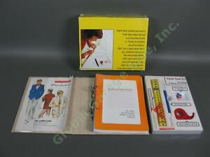 Lutterloh System The Golden Rule DIY Sewing Pattern Making Cutting Kit Germany