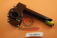 F3-1100777 Piantone  Manubrio BMX  21,1 mm ACCIAIO NERO Ciclo Bicicletta