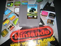 BIGFOOT 1990 NES  GR8T LABELS TESTED WORKS POLISHED PINS VERY HQ USED LQQK!