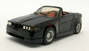 MG Model 1/43 Scale Resin - AA712 Alfa Romeo RZ Nero Black