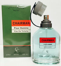 Chairman Pour Homme Our Version of Hugo Boss Men 3.3 OZ 100 ML EDT NEW IN BOX