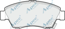 FRONT BRAKE PADS FOR HONDA CRX GENUINE APEC PAD815