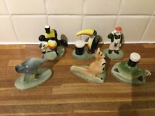 More details for carlton ware guinness advertising figures x6.