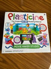 Plasticine No-Dry Modeling Clay Movie Maker Studio Kit