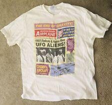 Rare VINTAGE Jefferson Airplane Concert T Shirt 1989 Tour Size XL