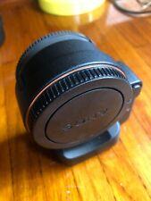 New listing Sony La-Ea2A-Mount to E-Mount Adapter Nex