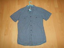 MENS H&M CHECKED SHIRT. SIZE SMALL