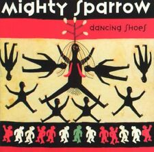 Mighty Sparrow - Dancing Shoes - NEW UK Import Cassette