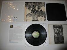 Beatles Revolver Apple Analog Mint '76 Japan ARCHIVE MASTER Ultrasonic CLEAN