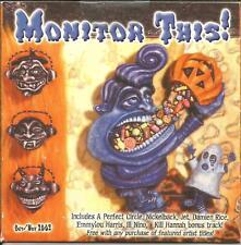 PROMO CD MISFITS Nickelback VAN MORRISON Damien Rice A PERFECT CIRCLE Ill Nino