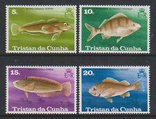 Fish Decimal Tristanian Stamps