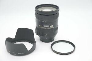 NIKON DX Nikkor AF-S 18-200mm f/3.5-5.6G II ED VR w/UV VERY GOOD Condition
