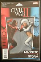 CIVIL WAR II: X-MEN #1 variant (2016 MARVEL Comics) ~ VF/NM Book