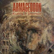Armageddon - Captivity And Devourment (NEW CD)