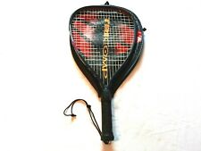 "Ektelon ""Turbo"" Racquetball Racquet w Cover Black Grip"