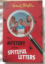 Enid Blyton - The Mystery of the Spiteful Letters (paperback)