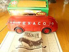 ERTL Texico 1934 Diamond T Doodlebug Tank Truck NIB
