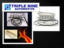999RACING Plenum Intake Inlet Manifold FOR Nissan RB25det RB25 Skyline R33 GTST