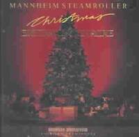MANNHEIM STEAMROLLER - CHRISTMAS EXTRAORDINAIRE NEW CD