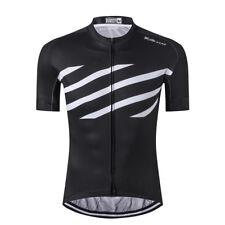 Men's Cycling Jersey Clothing Bicycle Sportswear Short Sleeve Bike Shirt Top J05
