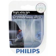 Philips Map Light Bulb for Nissan 300ZX 1990-1996 - CrystalVision Mini bv